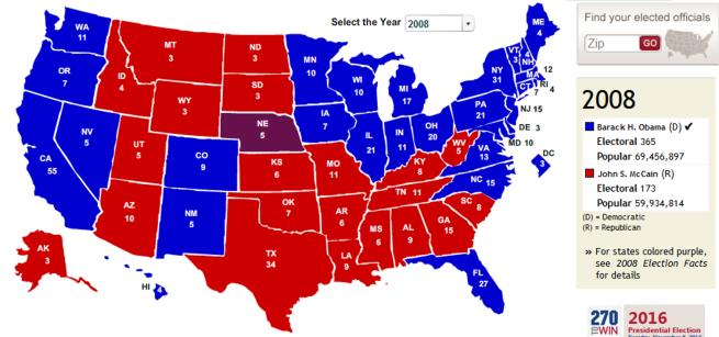 electoral 2008