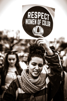 Women's March Washington D.C., AfroSapiophile
