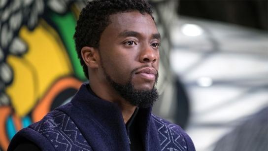 #8. Chadwick Boseman, Actor