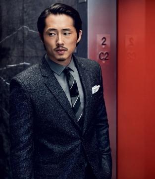 #18. Steve Yeun, Actor